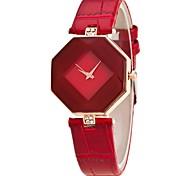 XU Women's The Diamond Dress Watch Fashion Casual Wrist Watch