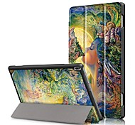 Недорогие -Крышка для чехла для lenovo tab4 tab 4 10 x304f tb-x304f tab4-x304n tb4-x304 с защитой экрана