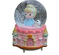 Bolas Caixa de música Brinquedos Redonda Peças Para Meninas Aniversário Dom