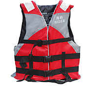 cheap -HiUmi Unisex Protective Ultra Light (UL) Diving Suit Sleeveless Jacket Life Jacket Life Vest-Fishing Snorkeling Sailing