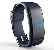 Недорогие -Смарт-браслет Защита от влаги Длительное время ожидания Израсходовано калорий Педометры Спорт Пульсомер Сенсорный экран Измерение