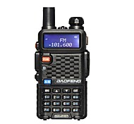 Baofeng BF-F8 Plus BF-F8 Mini Walkie Talkie 5W 136-174MHZ 400-520MHZ VHF/UHF Dual Band Handheld Transceiver Two Way Radio