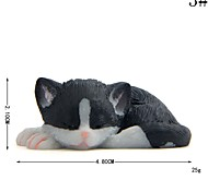 Недорогие -Сумка / телефон / брелок шарм diy cat магнитная стикер смола ремесла мультфильм игрушка смола