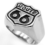 Men's Women's Jewelry Fashion Classic Stainless Steel Crown Jewelry For Stage Club