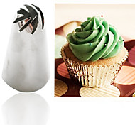 DIY Baking Tools 1pc Flower Icing Piping Nozzles Sugar Craft Cream Cupcake Decoration Set