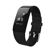 cheap -Smart Bracelet YYA89 for iOS / Android / IPhone Touch Screen / Heart Rate Monitor / Water Resistant / Water Proof Pulse Tracker /
