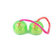 Недорогие -Игрушки от стресса Йойо Мячи Игрушки с подсветкой Finger Yo yo Устройства для снятия стресса Игрушки Круглый Шарообразные Осветительные