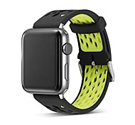 Sport Silicone Strap for Apple Watch 3 Band 38/42 mm Bracelet Wrist Band Watch Watchband For Iwatch Series 2/1