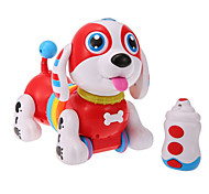 JJRC BB396 IR RC Smart Sausage Dog Sing Dance Walking Robot Dog Electronic Pet Educational Kids Toy
