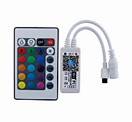 Mini IR 24 Key WIFI Controller Smart Phone APP Control with IOS Android (RGBW)