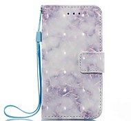 cheap -Case For iTouch 5/6 Wallet Card Holder with Stand Flip Pattern Full Body Cases PU Leather Hard
