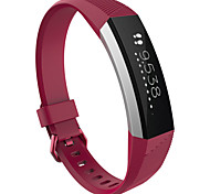 cheap -For Fitbit Alta HR Replacement Silicone Wrist Band Strap With Buckle