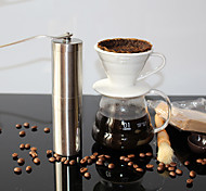cheap -Stainless Steel Manual 1pc Coffee Grinder / Gift / Daily / Tea