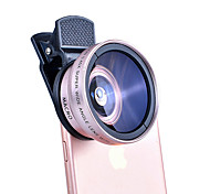 SHEXIELONG Smartphone Camera Lenses 0.45X Wide Angle Lens 12X Macro Lens for ipad iphone Huawei xiaomi samsung