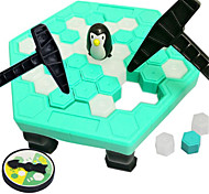 cheap -Board Game Save Penguin Toys Family Interaction Desktop Penguin Plastics 1 Pieces Unisex Gift