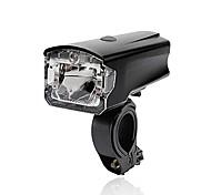 Недорогие -Велосипедные фары Подсветка Передняя фара для велосипеда огни безопасности Светодиодная лампа LED Велоспорт Портативные Для