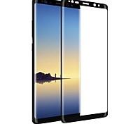 Hartglas Displayschutzfolie für Samsung Galaxy Note 8 Bildschirmschutz für das ganze Gerät Explosionsgeschützte Kratzfest