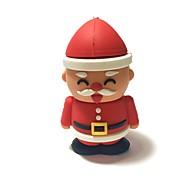 Недорогие -8gb рождество usb флэш-накопитель мультфильм рождественская елка рождественский подарок usb 2.0