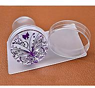 abordables -Manucure Mode Haute qualité Quotidien Nail Art Design