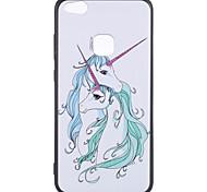 For Huawei P10 Lite P8 Lite (2017) Phone Case TPU Material Unicorn Pattern Phone Case P10 Honor 6X Enjoy 6s