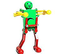 Игрушка с заводом Робот Игрушки Машина Робот Мультяшная тематика Пластик Куски Не указано Подарок