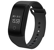 yy a09 мужская женщина умный браслет / smartwatch / спортивный шагомер спящий режим напоминание о вызове ios android