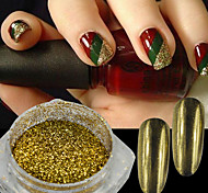 Блеск Аксессуары 3-D Рождество Новый год Вспышка Компоненты для самостоятельного изготовления порошок Салон ногтей Инструмент для рук