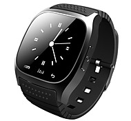 cheap -Smartwatch M26 Bluetooth Smart Watch With LED Alitmeter MusicPlayer Pedometer IOS Android Smart Phone
