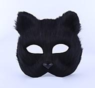 Costume Mask Makeup Dance Mask Halloween Mardi Gras Mask Half Face Sexy Party Mask