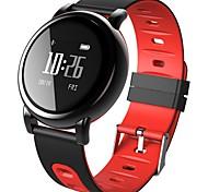 hhy новый b8 smart sports bracelet в реальном времени обнаружение сердечного ритма gps послушание рекордное давление ip67