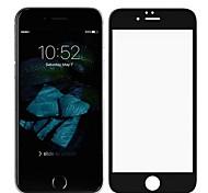 Недорогие -Защитная плёнка для экрана Apple для iPhone 7 Закаленное стекло 1 ед. Защитная пленка на всё устройство Защитная пленка для экрана Против