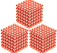 Magnet Toys Super Strong Rare-Earth Magnets Magnetic Balls Stress Relievers 648 Pieces 3mm Toys Metal Contemporary Classic & Timeless