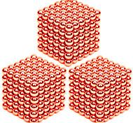 216 * 3шт 3мм золотые и серебряные дикие магнитные шары шар шарик магия куб магнит головоломка строительный блок игрушка