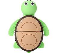 мультфильм высокой скорости черепаха 8gb usb 2.0 флэш-диск и диск disk disk
