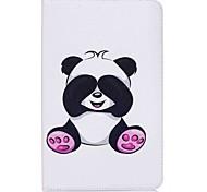 economico -Custodia Per Samsung Galaxy Integrale Casi Tablet Panda Resistente pelle sintetica per Tab E 9.6