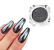 cheap -1pcs Glitter Powder Powder Sparkle Classic High Quality Daily Nail Art Design