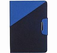 abordables -Funda Para Samsung Galaxy Tab Un 9,7 Funda de Cuerpo Entero Casos Tablet Bloques Paisaje Dura Cuero de PU para