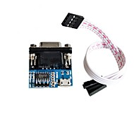 cheap -MAX3232 RS232 Serial Port To TTL Converter Module DB9 Connector