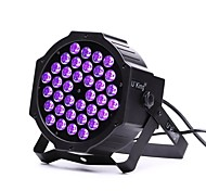 cheap -U'King ZQ-B193B 36*1W LEDs Purple Color Auto DMX Sound Activated Par Stage Lighting for Disco Party Club KTV Wedding