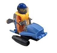 Bausteine Rennauto Spielzeuge Auto 1 Stücke
