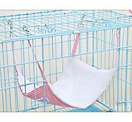Недорогие -Кошка Собака Кровати Животные Подкладки Мультипликация Влажная чистка Черный Желтый Пурпурный Синий Розовый Для домашних животных