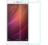 Screen Protector for Xiaomi Xiaomi Redmi Note 4 Tempered Glass 1 pc Front Screen Protector Explosion Proof