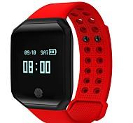 Недорогие -hhy новый z66 smart bluetooth спортивный браслет сердечный ритм кровяное давление контроль сна информация звонящий id ip67