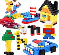 Недорогие -Конструкторы Игрушки Игрушки Своими руками Классика Новый дизайн Взрослые Девочки 500 Куски