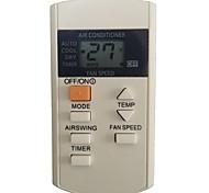 замена пульта дистанционного управления panasonic кондиционера a75c (пожалуйста, убедитесь, что ваш старый пульт дистанционного управления