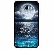 For Case Cover Pattern Back Cover Case Scenery Soft TPU for Samsung Galaxy J7 (2016) J7 (2017) J7 V J7 Perx J7 J5 (2016) J5 (2017) J5 J3