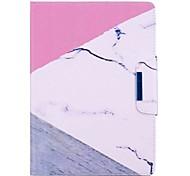 marmor muster kartenhalter mit stand flip magnetische pu ledertasche karte tasche mit muster für samsung galaxy tab s2 t810 t815 9,7 zoll