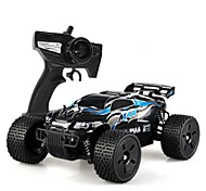 RC Car HUANQI 543 2.4G Car Monster Truck Bigfoot Off Road Car High Speed 4WD Drift Car Buggy SUV 1:12 Brush Electric 20 KM/H Remote