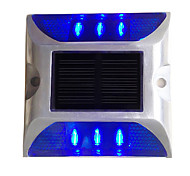 cheap -1pc 1W LED Floodlight Decorative Outdoor Lighting Blue <5V