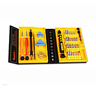 Cell Phone Repair Tools Kit Magnetized Tweezers Screwdriver Extension Bit Screwdriver Suction Cup Plastic/Stianless Steel Pry Sim Card